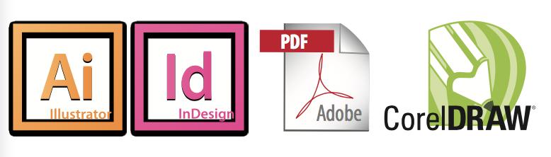 Passende Dateiformate für den Druck